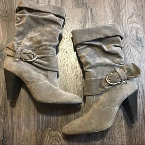 Bakers Heeled Fashion Boots